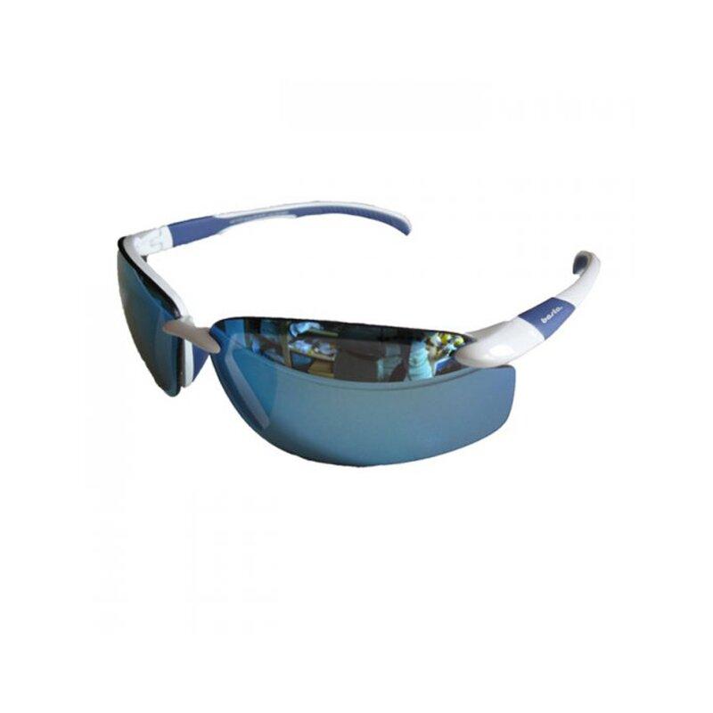 Sonnenbrillen Sunglasses Brille BASTA GREENFEE Sonnenbrille white//blue