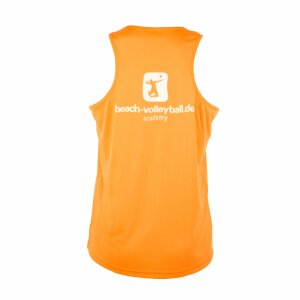 Mikasa Palmas Players Shirt Unisex Orange Fluo M