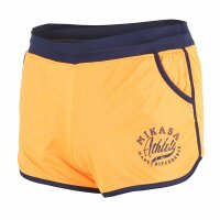 Mikasa Bend Hot Pant Orange Fluo-Navy L