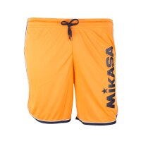 Mikasa Crystal Short Man Orange-Navy XXL