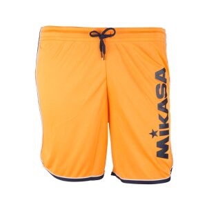 Mikasa Crystal Short Man Orange-Navy M