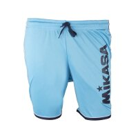 Mikasa Crystal Short Man Light Sky-Navy S