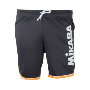 Mikasa Crystal Short Man Anthracite-Orange Flou L