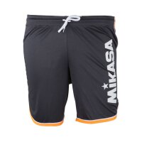 Mikasa Crystal Short Man Anthracite-Orange Flou XL