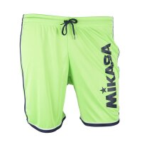 Mikasa Crystal Short Man Green Flou-Navy M