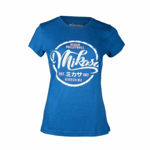 Mikasa SAHAR T-Shirt Women Light Navy M