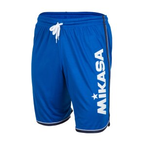 Mikasa Crystal Short Man Royal-Navyblau XXL